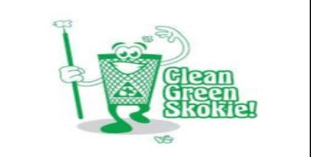 Clean, Green Skokie! Logo (JPG)