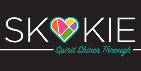 Skokie Spirit Shines Through Logo 228x450 (JPG)