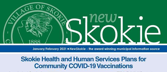 January/February 2021 NewSkokie - masthead (PDF)